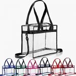 BAGAIL NFL and PGA Stadium Approved Clear Tot...