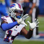 Stefon Diggs breaks Bills single-season receiving...