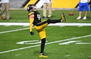 Mike Tomlin says T.J. Watt is 'visiting from...