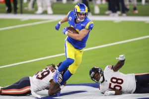 Rams place star wide receiver Cooper Kupp on...