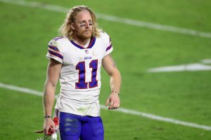 Bills could be without Cole Beasley for Wild Card...
