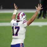 Josh Allen takes hilarious jab at NFC East (Video)