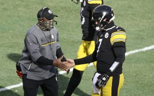Steelers giving Ben Roethlisberger a much-needed...