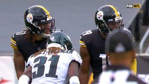 JuJu Smith-Schuster Sees Chase Claypool Having 'A...