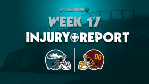 Dallas Goedert among 9 Eagles to not practice on...