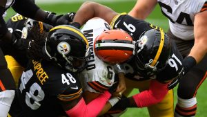 NFL planning on Steelers-Browns game to be played...