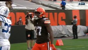 Kareem Hunt On Browns' Finale: 'We Have To Come...