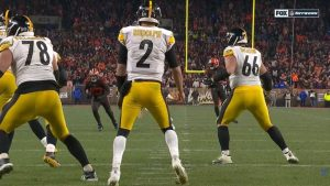 2020 South Side Questions: How Will Mason Rudolph...