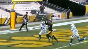 Film Room: Roethlisberger Finally Tests The Middle...