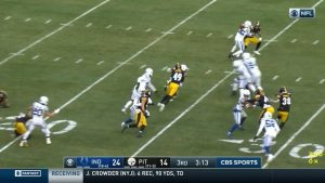 Tomlin Likes Game Experience Newcomer OLB Marsh...