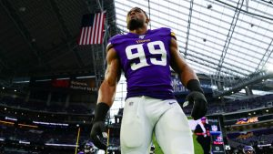 The Athletic Proposes Vikings Offseason 'To-Do'...