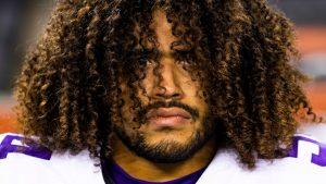 Eric Kendricks Named 2020 Sportsperson of the Year