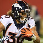 Phillip Lindsay ruled out of Broncos' Week 16 game...