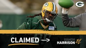 Packers claim DL Damon Harrison off of waivers...