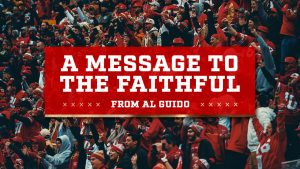 A Message to the Faithful
