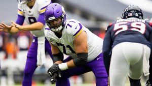 Riley Reiff Placed on COVID-19 List