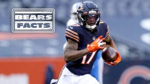5 things you may not know about Chicago Bears WR...