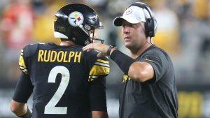 Pittsburgh Steelers' Ben Roethlisberger to sit,...