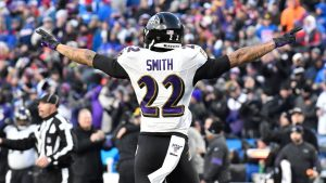 CB Jimmy Smith reaches one-year extension to stay...