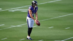 Ravens Sign Punter Johnny Townsend With Sam Koch...