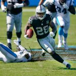 Las Vegas Raiders to be without Josh Jacobs,...