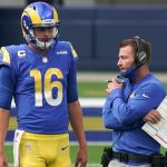 Despite struggles, benching Jared Goff 'was never...