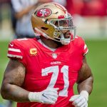 San Francisco 49ers lineman Trent Williams says...