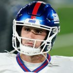 New York Giants QB Daniel Jones doubtful with...