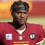 Washington Football Team aware of Dwayne Haskins'...