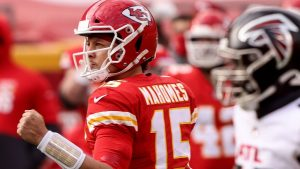 Chiefs' Patrick Mahomes has work to do, even if he...