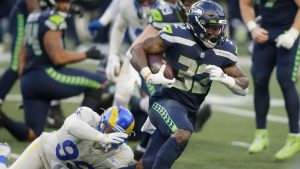 What a difference a year makes: Seahawks' RBs at...