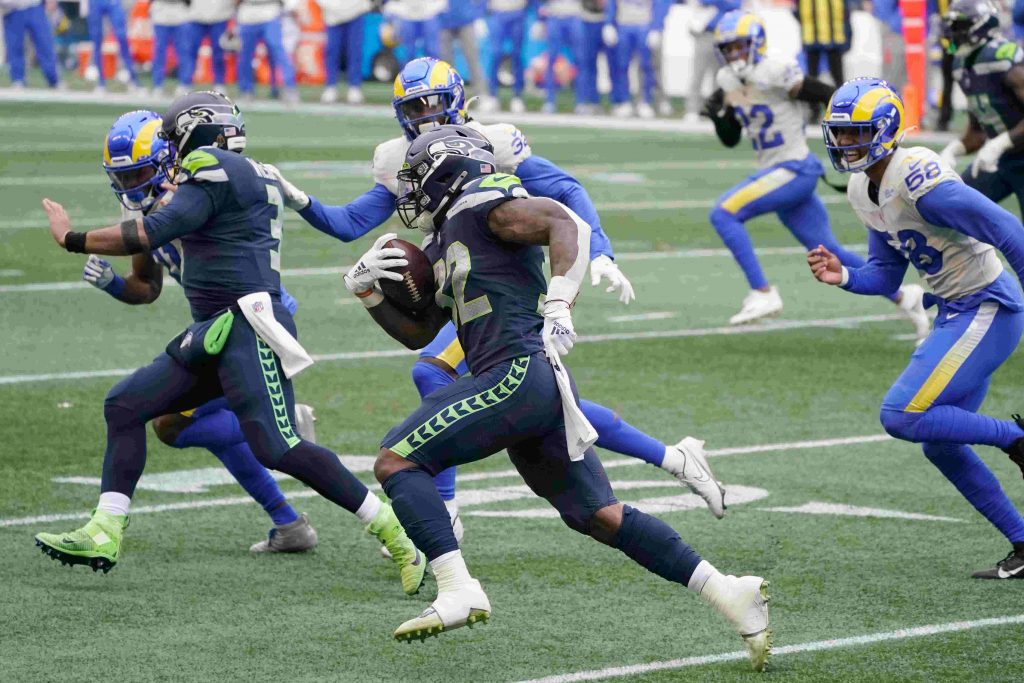 Shaun Alexander on what it will take for Seahawks...