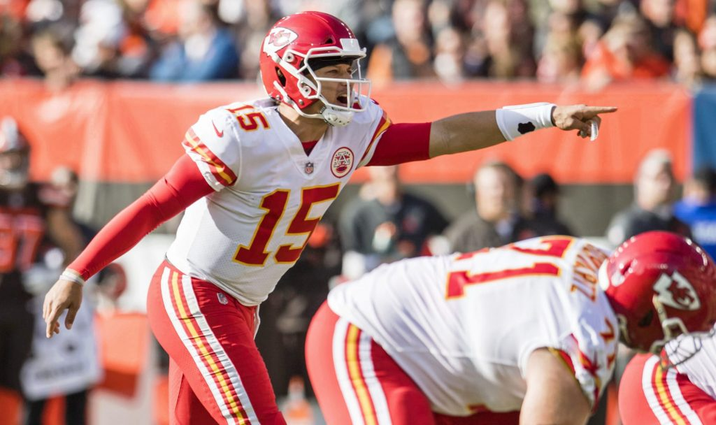 Patrick Mahomes is more prepared than ever before...