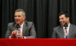 Urban Meyer gaining steam as Jaguars coach, Ryan...