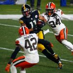 Chase Claypool calls out Browns for being...