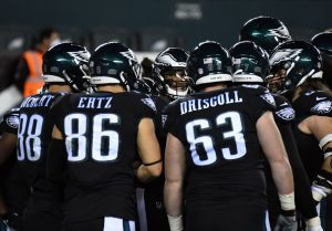 Eagles rule out stunning number of players against...