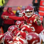 Patrick Mahomes delivered vs. Browns until injury...