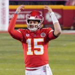 Patrick Mahomes posts message to fans following...