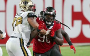 NFL: NOV 08 Saints at Buccaneers