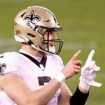 Taysom Hill limited with concussion