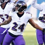 Matthew Judon, Marcus Peters practice and are...