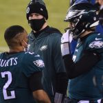 Giants players are upset the Eagles sat Jalen...