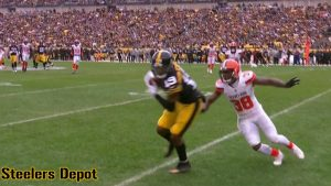 JuJu Smith-Schuster: 'It's A Lot Of Motivation' To...
