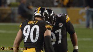 Steelers Rule Out Heyward, Pouncey, And TJ Watt...