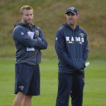 Sean McVay: It'll be fun to coach against great...