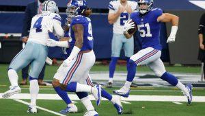 New York Giants will activate OLB Kyler Fackrell...
