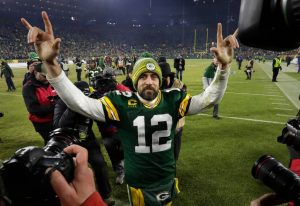 Aaron Rodgers: Winning the MVP is important to me