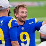 Rams QB John Wolford questionable to return to...