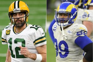 Steve Serby's 2020 NFL awards: Aaron Rodgers,...