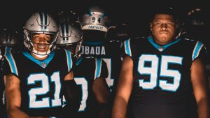 Young Panthers defense showing signs, creating...